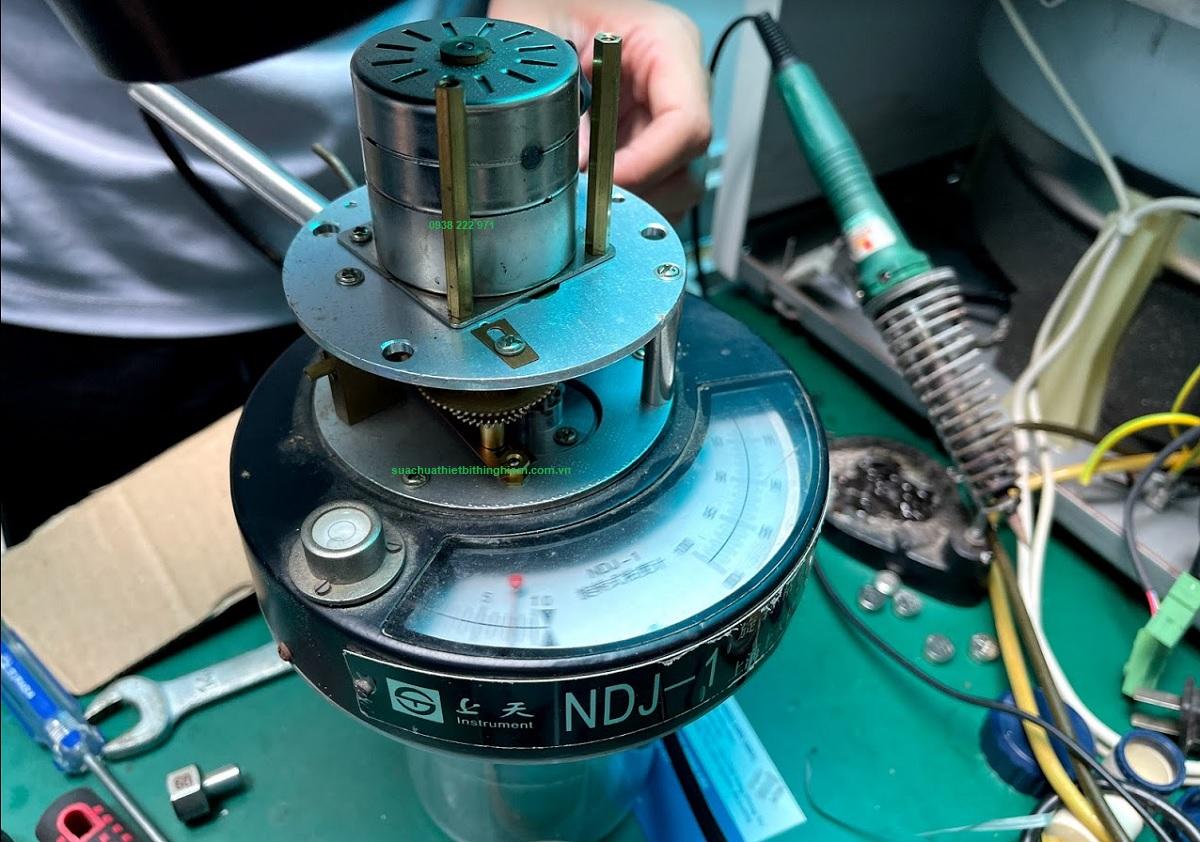 Máy đo độ nhớt NDJ-1