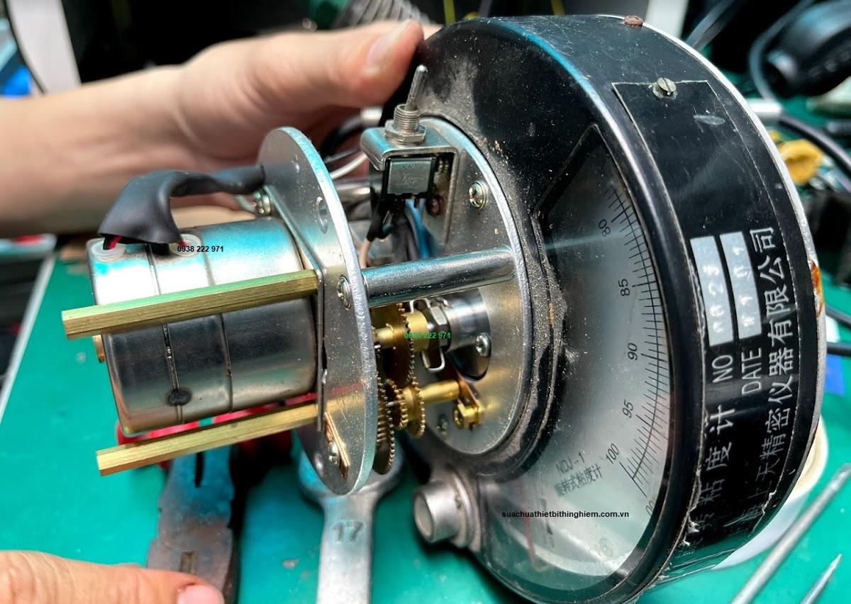Sử dụng máy đo độ nhớt cần lưu ý