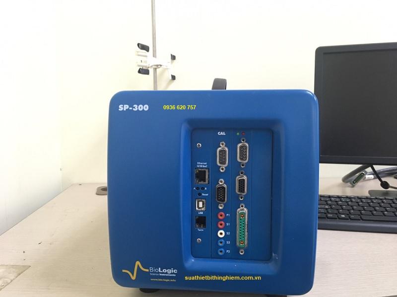 SP-300 điểm mạnh đầu tiên của dòng sản phẩm Bio-Logic