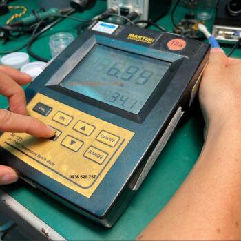 Sửa chữa máy đo pH ORP để bàn Martini Mi-151