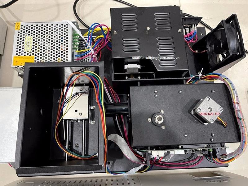 Dịch vụ sửa chữa máy quang phổ