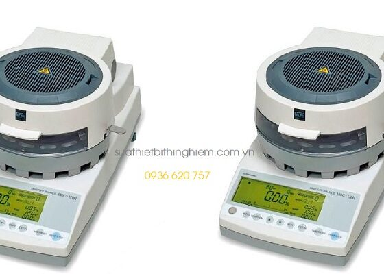Cân sấy ẩm Shimadzu MOC-120H