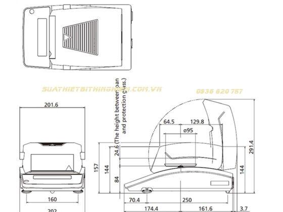 MOC-63U Shimadzu quản lý dữ liệu và vận hành dễ dàng